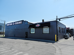 Acorn Roofing Store Front